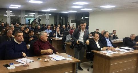 Turgutlu Belediyesi 2020 Ocak Ayı Meclis Toplantısı